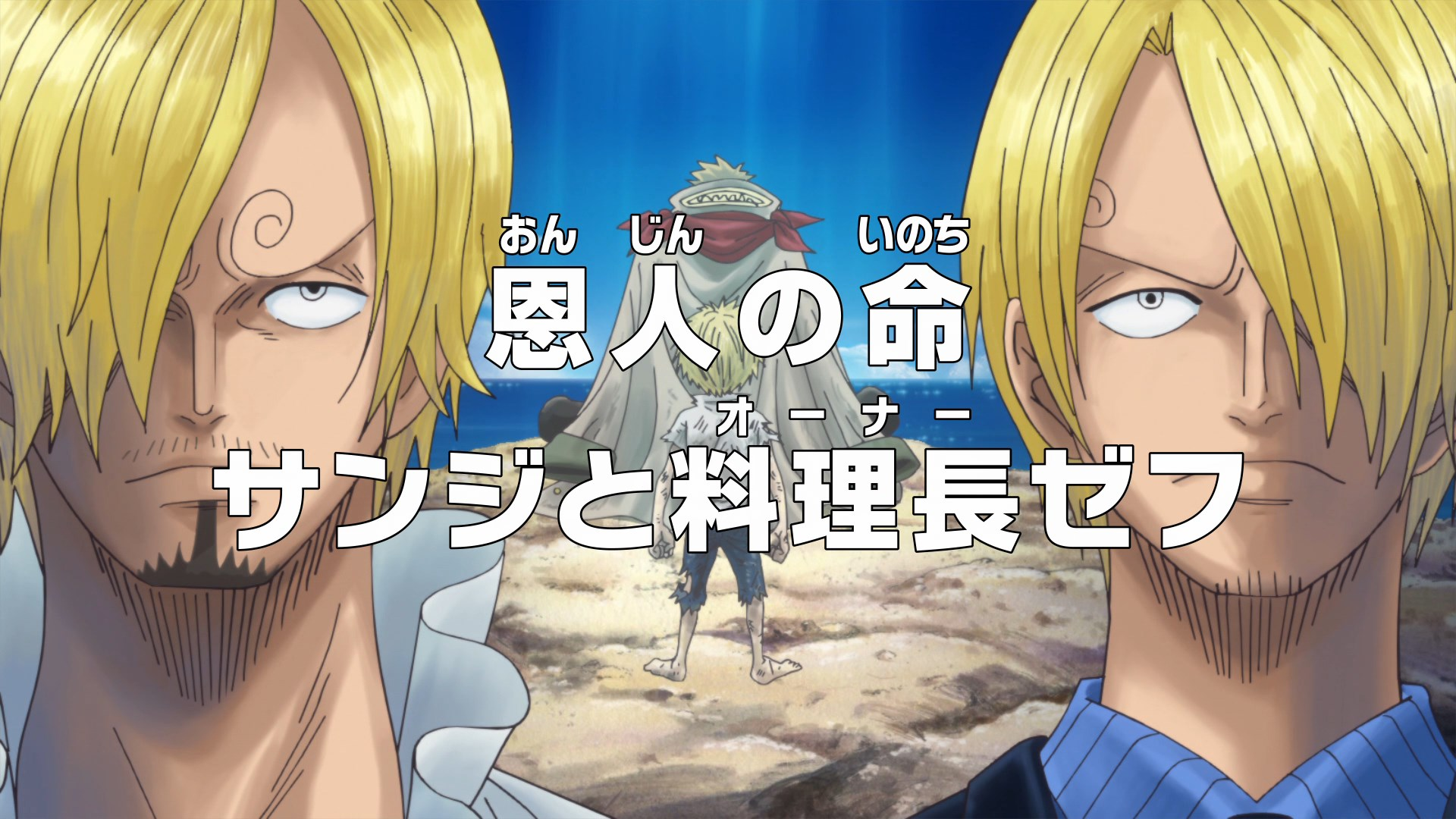 Episode 801 | One Piece Wiki | FANDOM powered by Wikia