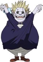 Hildon Anime Concept Art