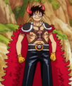 Luffy Quatrième Tenue Wano Kuni