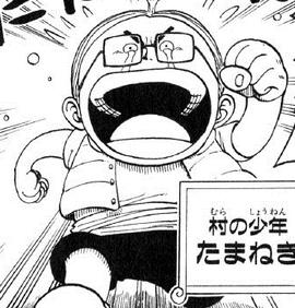 Manga Tamanegi Pre Timeskip Infobox