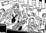 Rokkaku and Ripper post ts