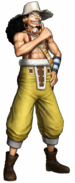 Usopp Pirate Warriors 3