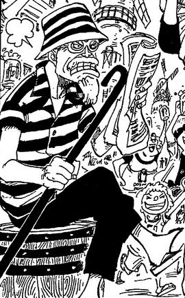 Woop Slap Manga Dos Años Después Infobox