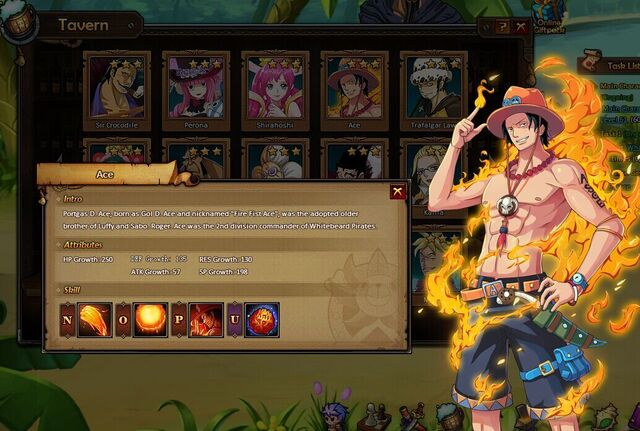 File:One Piece 2 Pirate King tavern charater Ace.jpg