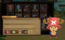 One Piece 2 Pirate King tavern chopper