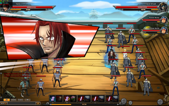 One Piece 2 Pirate King screenshots 2