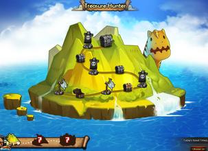 One Piece 2 Pirate King Treasure Hunter