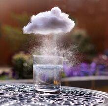 Cloud creation