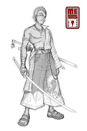 File:Ronin Punk sketch by Inkthinker-1-.jpg