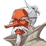 Spirit D. Tengu Face