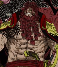 Bloodbeard Portriat