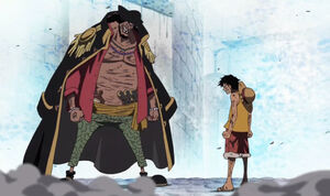 Strawhat and bb