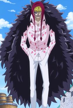 Donquixote Rosinante Anime Infobox