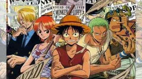 One Piece- We Are! (Strawhat version) sing along-0