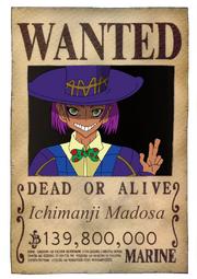 Madosawanted
