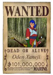 XanWanted
