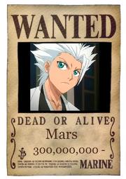 Mars Wanted