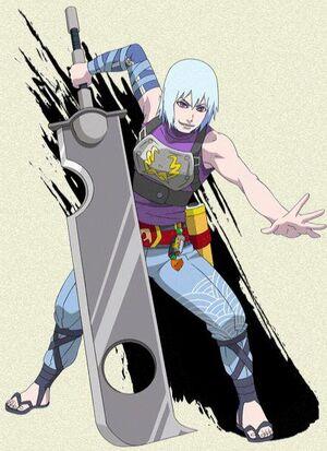 Shaun battle armor
