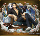 Rob Lucci World Government Monster