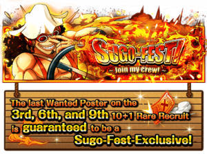 God Usopp Introduction Sugo Fest