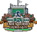 Enies Lobby Front Gate