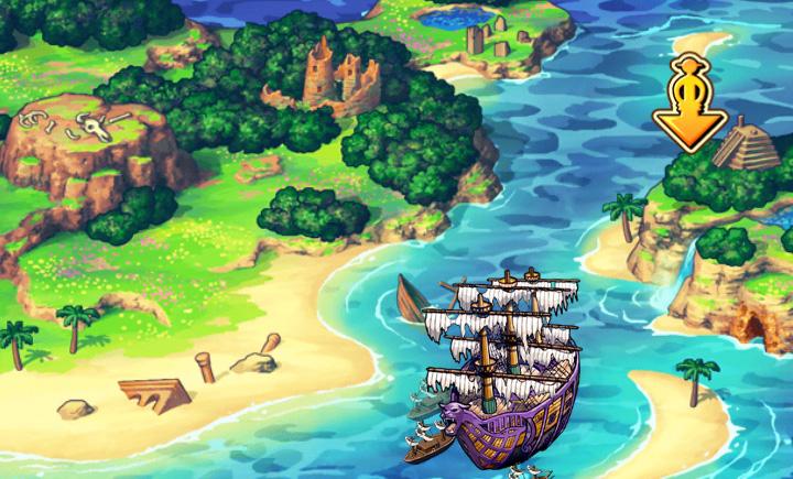 One Piece Treasure Cruise All Islands