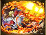 Vinsmoke Sanji Germa Kingdom's Savior
