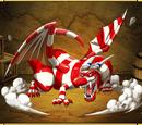 Red Striped Dragon