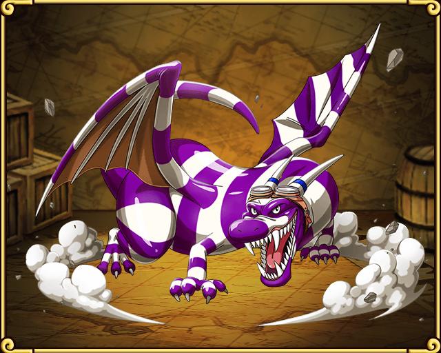 Black Striped Dragon | One Piece Treasure Cruise Wiki ...