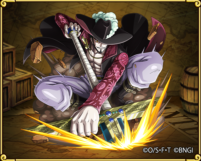 Dracule Mihawk Hawk-Eye | One Piece Treasure Cruise Wiki ...