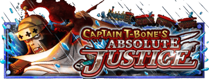 Captain T-Bone's Absolute Justice Banner
