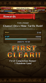 Onyx Hime Turtle Chance Clear
