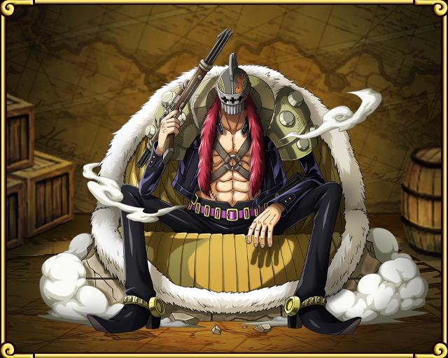 Iron Mask Duval   One Piece Treasure Cruise Wiki   FANDOM ...