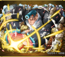 Franky Super Weapon from a Future Land