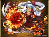 Akainu: Neo Magma Man