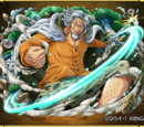 The Dark King Silvers Rayleigh Pirate King's Right-Hand Man