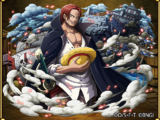Red-Haired Shanks Emperor