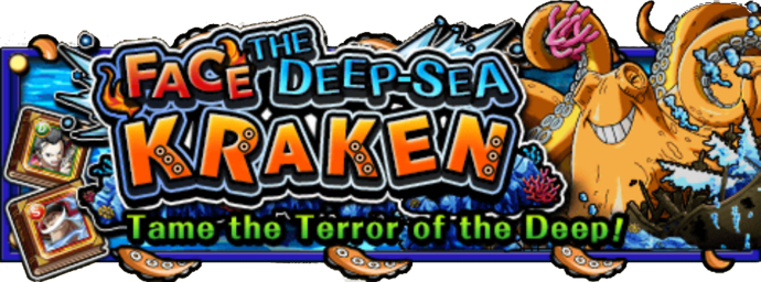 Face The Deep-Sea Kraken Banner
