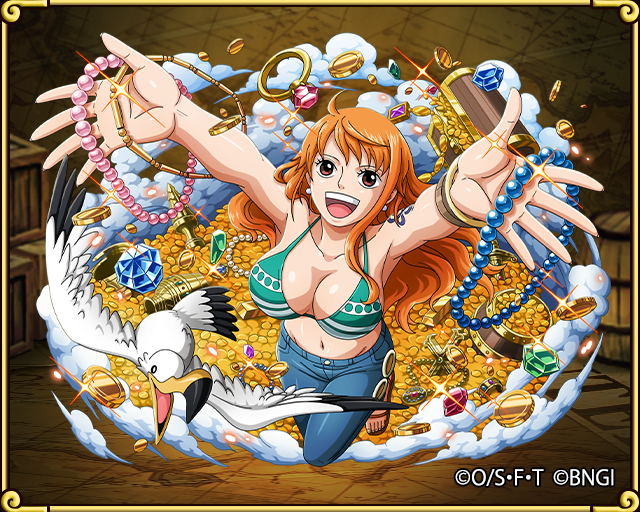Nami thunder breed tempo one piece treasure cruise wiki fandom nami thunder breed tempo publicscrutiny Image collections