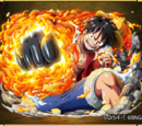 Monkey D. Luffy Straw Hat Pirates: Born Again