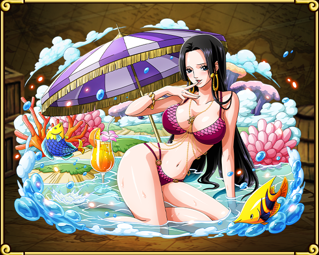 Nami nico robin nojiko 3d lesbian one piece by myself 4