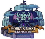 Moria's Mast Mansion