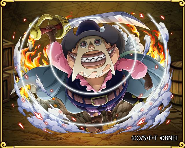 Bobbin Big Mom Pirates | One Piece Treasure Cruise Wiki | Fandom