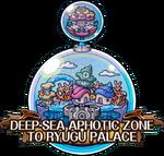 Deep-Sea Aphotic Zone to Ryugu Palace