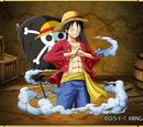 Monkey D. Luffy Straw Hat-Heart Pirate Alliance