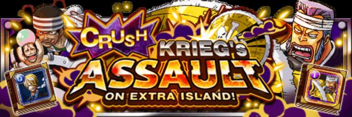 Crush Krieg's Assault Banner