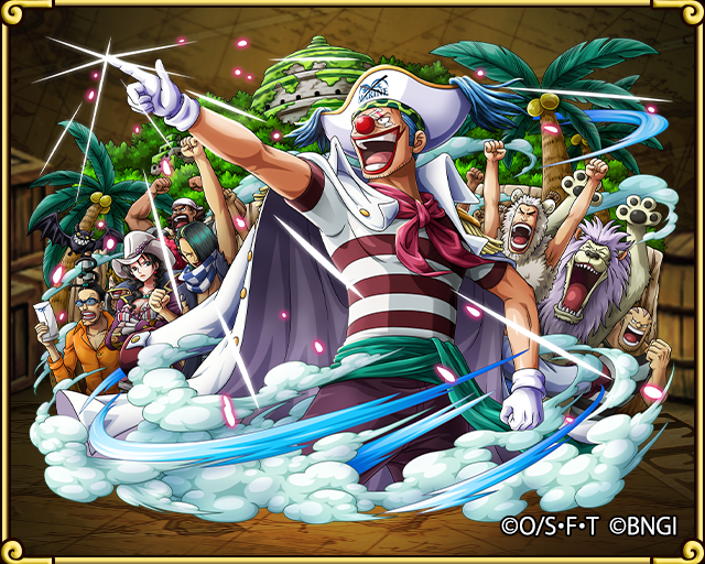 buy good incredible prices watch Captain Buggy | One Piece Treasure Cruise Wiki | Fandom