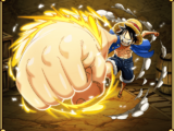 Monkey D. Luffy Gear Third