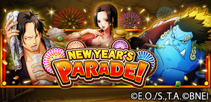 New year parade