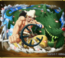 Captain Usopp The Great Adventure of Usopp the Man Ch. 2